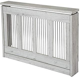 Cubre radiador Cristian 3090-90 x 84 x 18 Roble TOP KIT